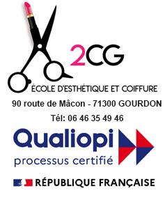Ecole 2CG Logo